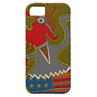 The Politician iPhone 5 Cover
