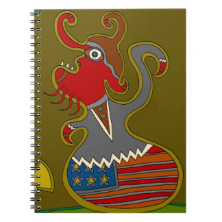 The Politician Notebook