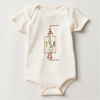 The Pollen Path Baby Bodysuit