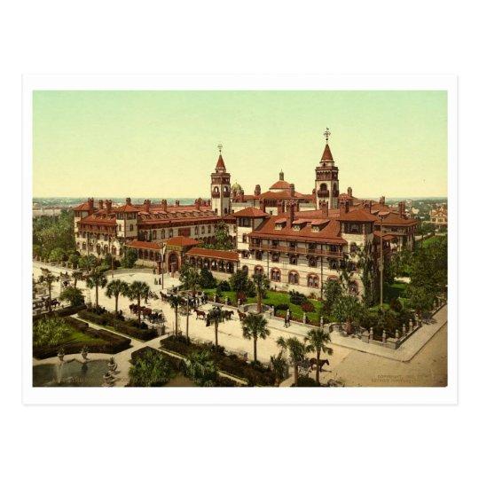 The Ponce De Leon, St. Augustine, Fl c1902 Vintage Postcard