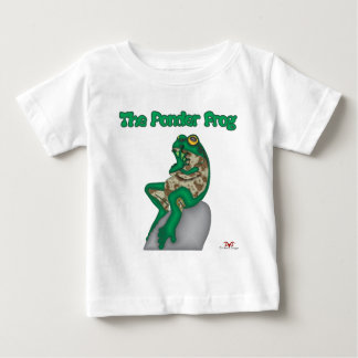 THE PONDER FROG BABY T-Shirt