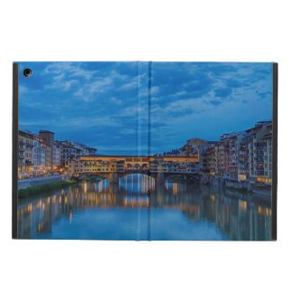 The Ponte Vecchio in Florence iPad Air Cover
