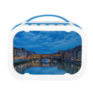 The Ponte Vecchio in Florence Lunchbox