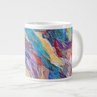 The Pool Large Coffee Mug