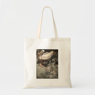 The Pool of Tears Tote Bag