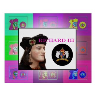 The Pop Art Richard III  (2) Poster