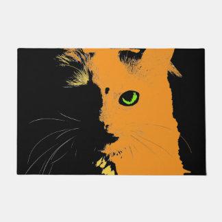 The Pop Cat Doormat