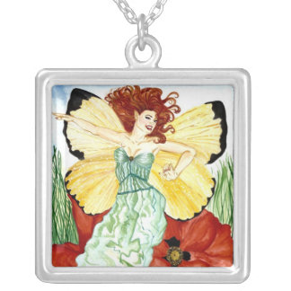 The Poppy Fairy Necklace