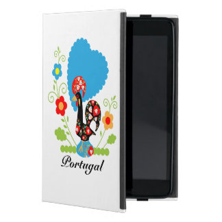 The Portuguese Rooster of Luck Covers For iPad Mini