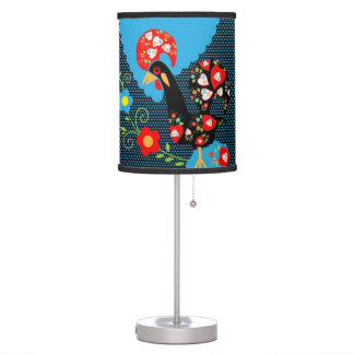 The Portuguese Rooster Table Lamp