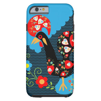 The Portuguese Rooster Tough iPhone 6 Case