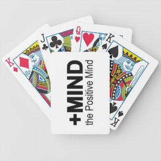 The Positive Mind Poker Deck
