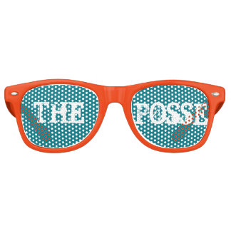 THE POSSE glasses
