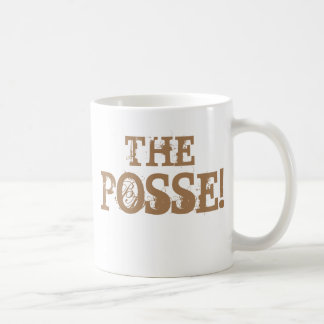 THE POSSE Mug