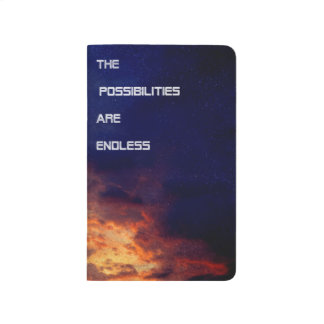 The Possibilities Are Endless Notebook