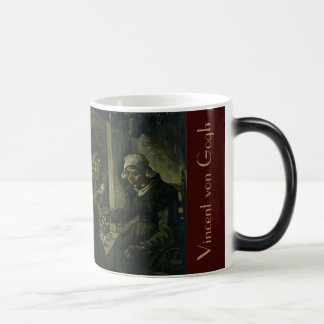 The Potato Eaters by Vincent Van Gogh Magic Mug
