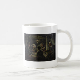 The Potato Eaters Classic White Coffee Mug