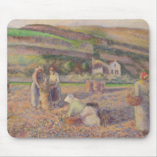 The Potato Harvest Mouse Pad
