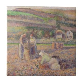 The Potato Harvest Tile