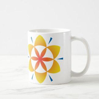 The Pow Girl Coffee Cup