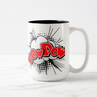 The Pow Pow Mug
