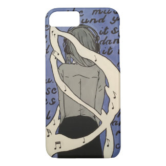 The Power of Music iPhone 8/7 Case