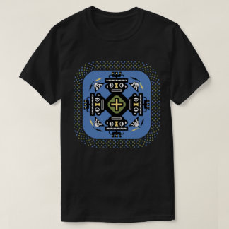 The Power of Positive Robots T-Shirt