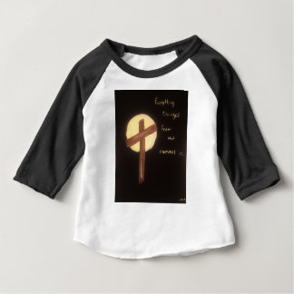 The Power of the Cross Baby T-Shirt