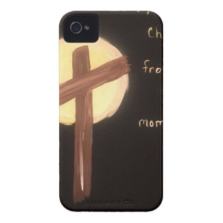 The Power of the Cross iPhone 4 Case-Mate Case