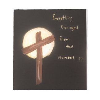 The Power of the Cross Notepad