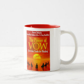 The Power of Vow Two-tone Mug