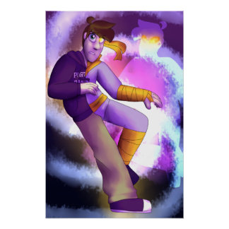 The Power Pills Art Book Cover Poster
