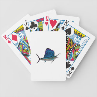 THE POWER SAIL BICYCLE PLAYING CARDS