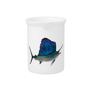 THE POWER SAIL DRINK PITCHER