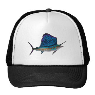 THE POWER SAIL TRUCKER HAT