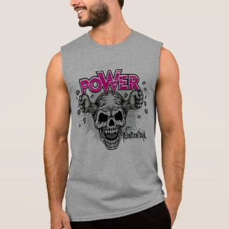 The Power Sleeveless Shirt