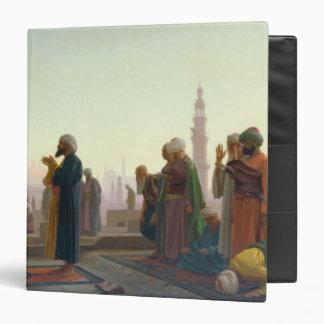 The Prayer 1865 Vinyl Binder
