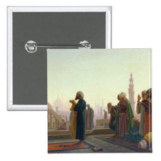 The Prayer 1865 Button
