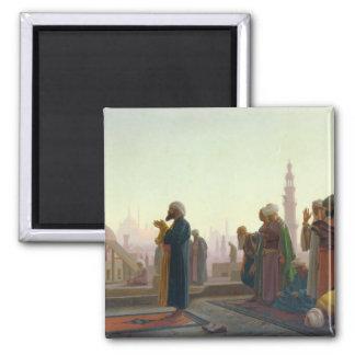 The Prayer, 1865 Fridge Magnets