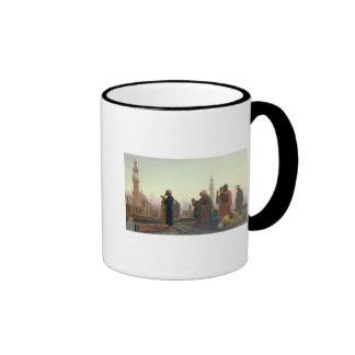 The Prayer, 1865 Coffee Mugs