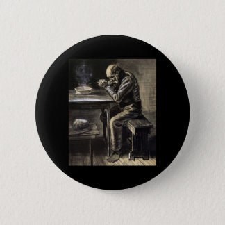 The Prayer 2 Inch Round Button