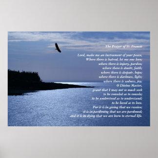 The Prayer of St. Francis Print