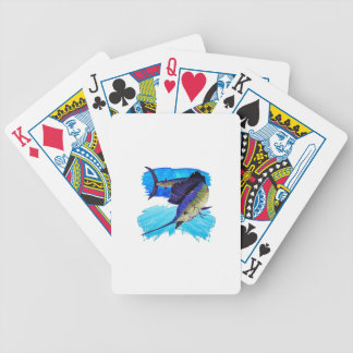 THE PRECISION POINT BICYCLE PLAYING CARDS