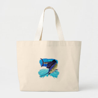 THE PRECISION POINT LARGE TOTE BAG