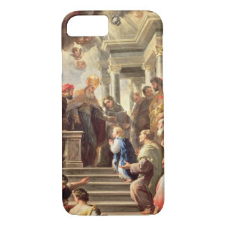 The Presentation of the Virgin at the Temple (oil iPhone 7 Case