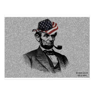 The President Lincoln Post Card