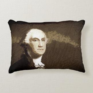 The Presidents - Washington Decorative Pillow