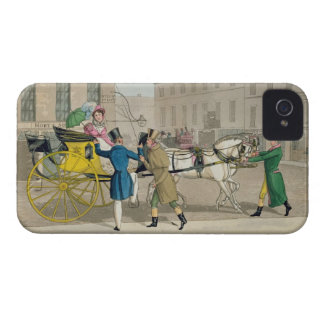 The Pressing Invitation, from 'Fashionable Bores, iPhone 4 Cover