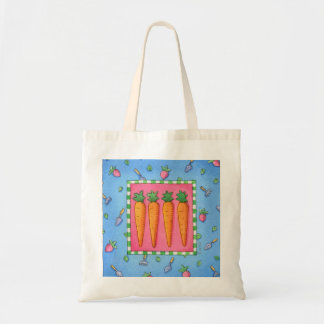 the prettiest carrots in the market tote bag