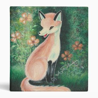 The Pretty Little Fox Binder